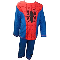 Spiderman Boy's Pyjamas 5-6 Years