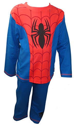 Spiderman boy pigiama 5-6 anni