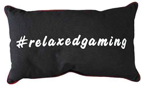 Gamewarez Crimson Pillow