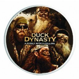 Memory Company Duck Dynasty 4er Pack Family with A Calling Keramik Home Untersetzer