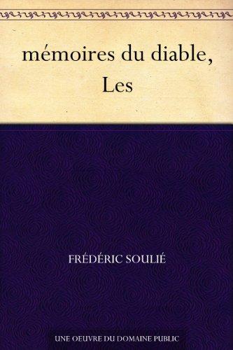 Couverture du livre mémoires du diable, Les