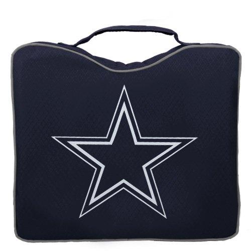 Rawlings NFL Tribüne (Architektur) Kissen (alle Team Optionen), blau, Einheitsgröße (Coleman Poncho)