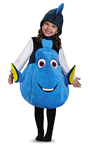 Disguise Dory Toddler Deluxe Finding Dory Disney/Pixar Costume, One Size Child, One Color by Disguise