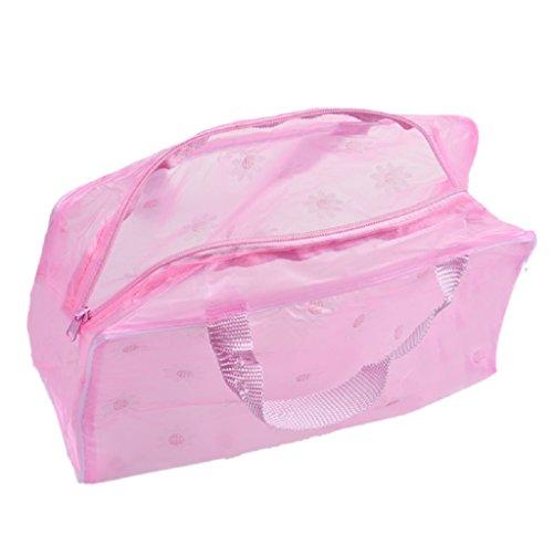 Tefamore, Borsa a zainetto donna multicolore Multi-colored Pink