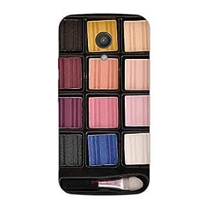 Designer Phone Covers - Moto G2-make-up