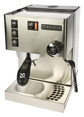 Silvia E New 2016 and Rocky NO DOSER Coffee grinder - Rancilio