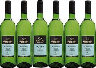 Pfaffenweiler Weinhaus Klassik Sauvignon Blanc Kabinett feinfruchtig (6 x 0,75L)