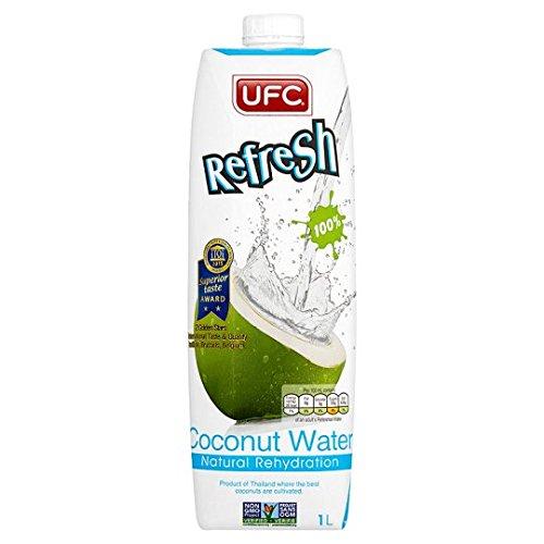 UFC - Agua de coco 1L x6