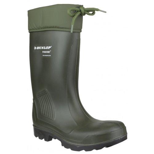Dunlop C462943.VK Thermoflex - Bottes imperméables - Homme Vert