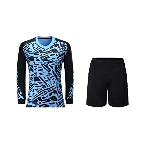 LBLZG Conjuntos De Camiseta De Portero De Fútbol