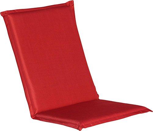 ib style Sale- 4er Set Gartenstuhlauflagen I Sitzkissen I Bezug Waschbar und mit Reißverschluss I...