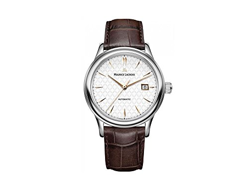 Maurice Lacroix Les Classiques LC6098-SS001-132-2 Reloj Automático para hombres Clásico & sencillo
