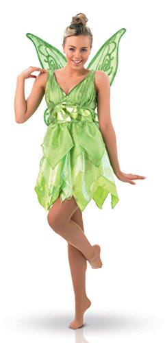 Rubies 3880998 - Tinker Bell Adult, M, (Kostüme Disney Tinkerbell)