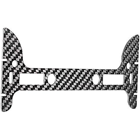 Neewer® Negro Cardán Guardia para DJI Phantom 3 y DJI Phantom 4 Estándar, Profesional y Avanzado, Protege la Cámara & Cardán, Hecho de 100% de Fibra de Carbono Fuerte y Ligero