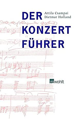 Der Konzertführer: Orchestermusik von 1700 bis zur Gegenwart (2015-03-23)