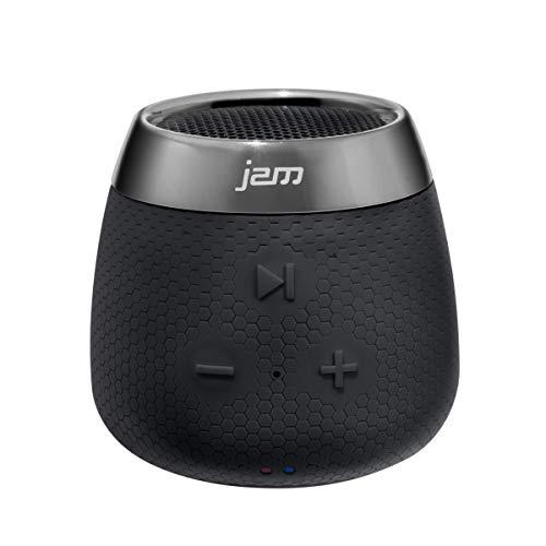 Jam Replay Cassa Altoparlante Wireless Bluetooth, Fino a 5 Ore di Musica, Ingresso Aux, Microfono per Gesione Chiamate, 3W, Nero