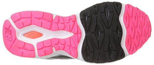 New Balance W680 B - ll4 pink Thunder/Black/Alpha Pink