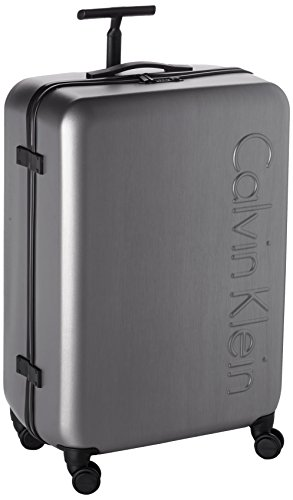 Calvin Klein  Trolley para portátiles, 79 cm, 110 L, Gris
