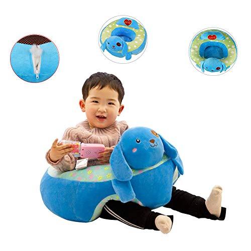 Siège Support Coussin de Bébé Canapé Chaise Siège Portable Jouets en Peluche Animal pour Bébé dans la Période d' Apprendre à S'asseoir