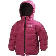 Helly Hansen niños K Arctic chaqueta acolchada chaqueta, Infantil, Jacke K Arctic Puffy Jacket, Pink - Dazzlingrose