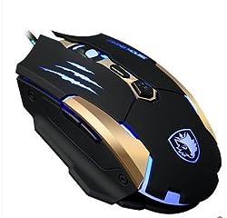 Q6 Gaming Maus
