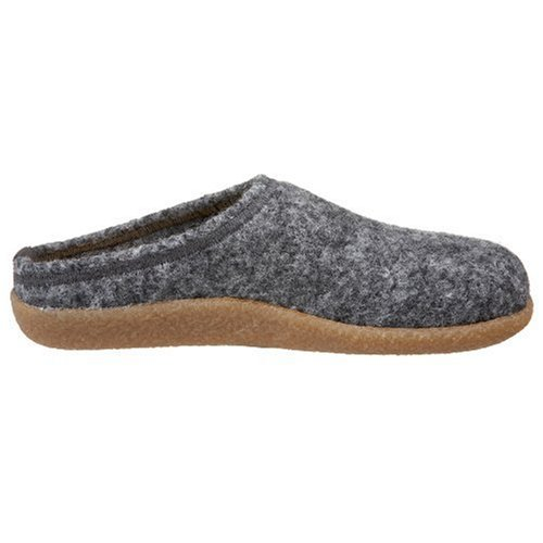GIESSWEIN Veitsch 47848, Chaussons mixte adulte Gris (Anthracite)