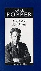 Gesammelte Werke: Band 3: Logik der Forschung (Karl R. Popper-Gesammelte Werke, Band 3)