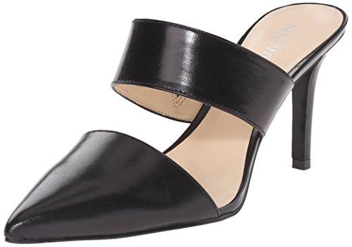 Nine West Reginy Leather Pump Dress Black