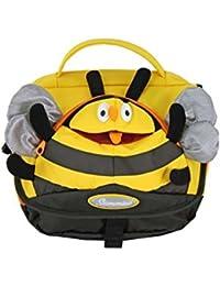 Samsonite Bagage enfant Funny Face Schoolbag Small 6.5 Liters Jaune (Bee) 21811