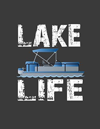 Zoom IMG-2 lake life notebook 8 5