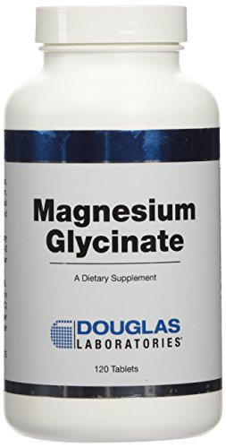 Labs Magnesium (Magnesium Glycinate 100 mg 120 Tabletten (145g) DL)