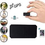 hangang Mini GPS Tracker Anti Thief Mini en temps réel GPS localisation Anti perte Localisateur GPS avec application gratuite pour iOS et Android tk901
