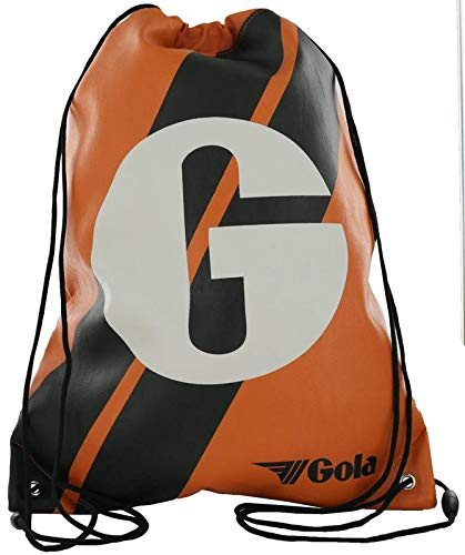 Gola Hicks Capital Orange/Black