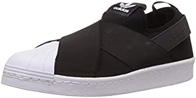 Adidas Superstar Slip On Donna Sneaker Nero