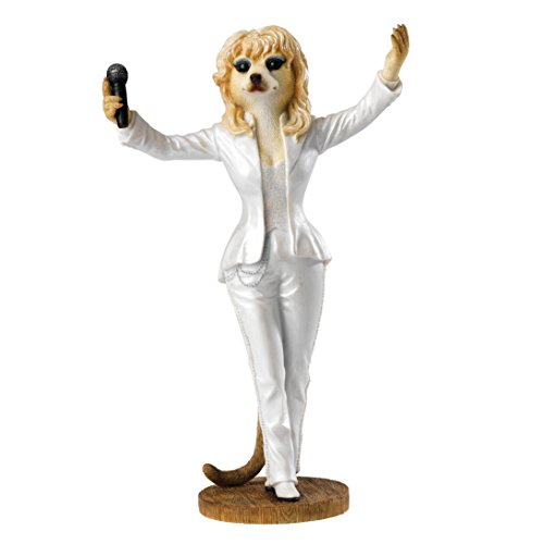 Image of Magnificent Meerkats Dolly Figurine