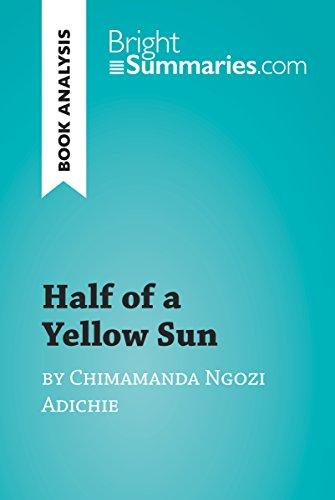 Half of a Yellow Sun by Chimamanda Ngozi Adichie (Book Analysis ...