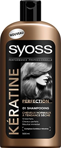 Saint Algue Syoss Shampooing Kératine Perfection Flacon de 500 ml
