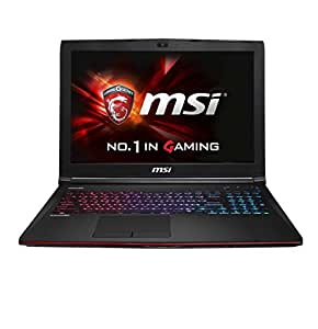 """MSI Apache Pro Ordinateur portable 15"""" (38,10 cm) Noir (Intel Core i7, 8 Go de RAM, 1 To, Nvidia GeForce GTX 970M)"""