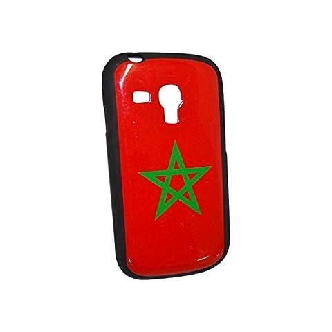 Schutzhülle aus Gel Flagge Marokko Für Samsung Galaxy S3Mini (Ebay Samsung S3 Mini)