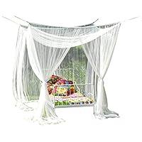 Leguana - Hermosa cama con dosel dosel dekohimmel protección contra los mosquitos en camas individuales o dobles !