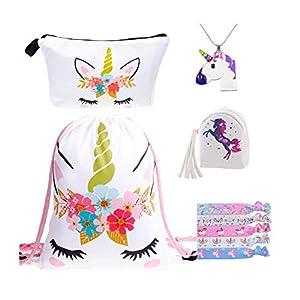 DRESHOW 5 Pack Cute Unicorn