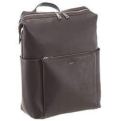 Joop Liana 2 Silas Backpack LVZ 41 cm Brown