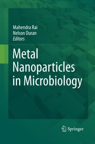 Metal Nanoparticles in Microbiology (2010-08-08) par unknown
