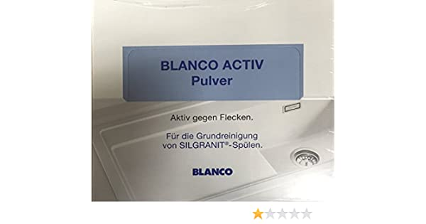 BLANCOACTIV Cleaning agent tabs, triple pack BLANCO ACTIV - 511935 ...