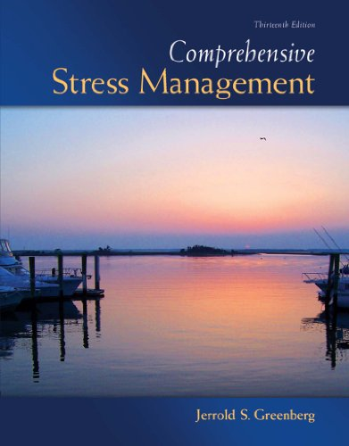 Download E Book For IPad Comprehensive Stress Management By Jerrold Greenberg