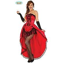 Disfraz de burlesque can can