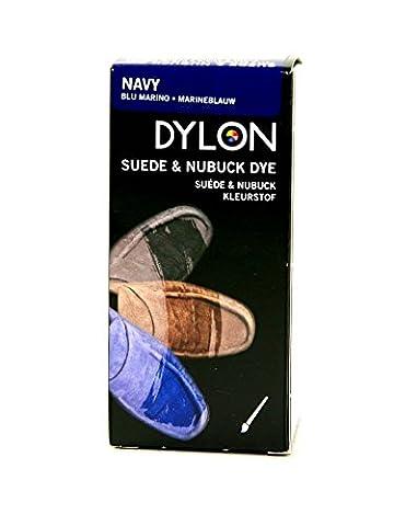 Dylon Suede & Nubuck Shoe Dye - Navy