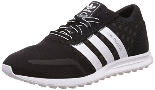 Adidas Los Angeles W, Scarpe da Ginnastica Donna, Nero (Cblack/Crywht/Cblack), 39 1/3 EU