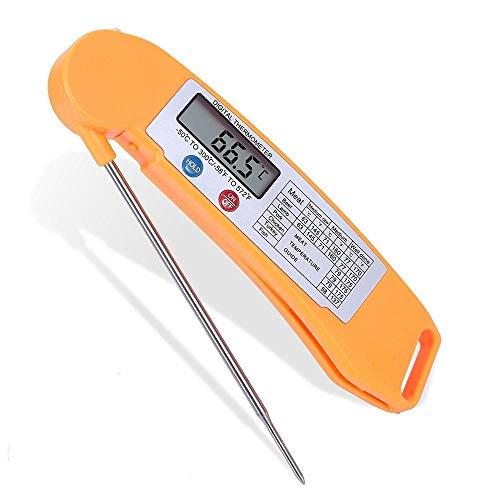 ZHYP Digitales Elektronisches Thermometer des Küchenschnellsondenfleischgrills -