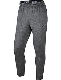 B NK THRMA PANT TAPERED, Pantalones Deportivos para Niños, Gris (DK GREY HEATHER), M Nike